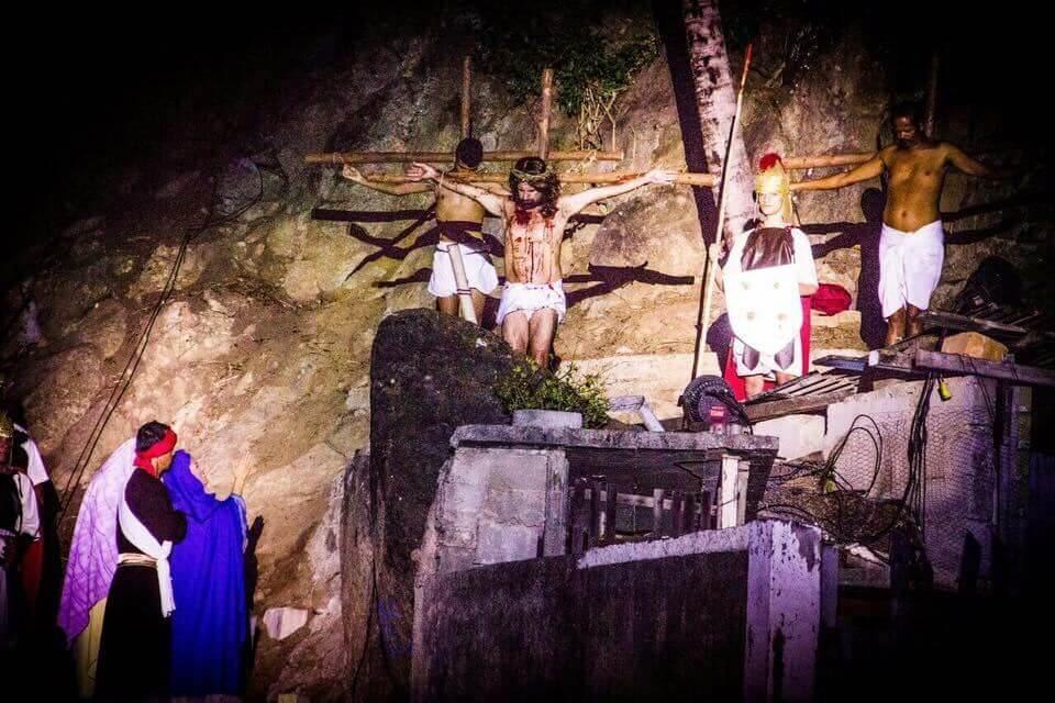 Paixão de Cristo em Iriri